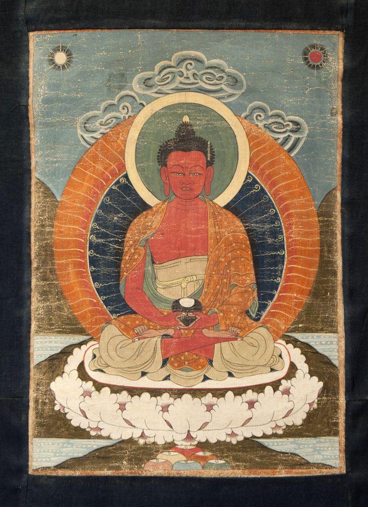 Будда Амитабха. Журнал