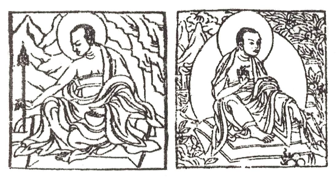 Ананда. Изображение в Ганджуре 1729–1733 гг. Искусство Евразии, журнал об искусстве