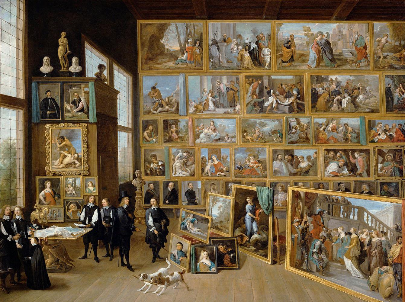 Конференция «Из истории собирательства: меценаты, коллекционеры, основатели музеев»