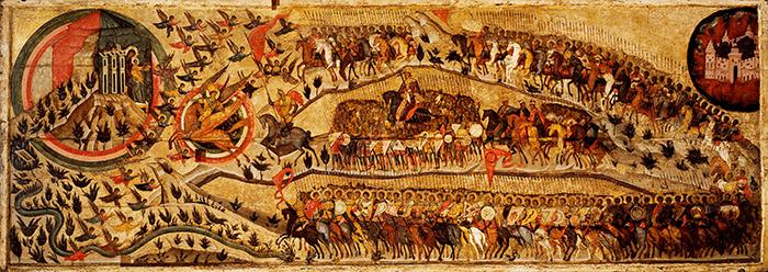 Конференция «Рождение Царства. Искусство эпохи Василия III» в РАХ