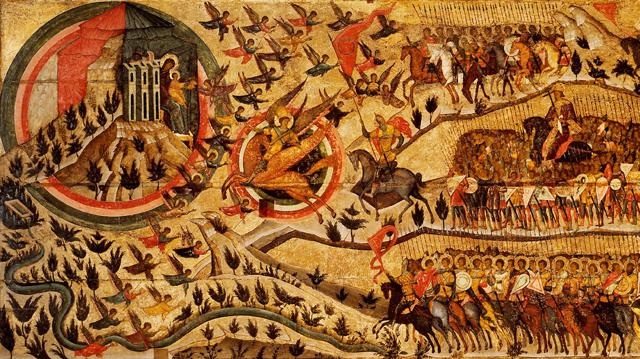 Рождение Царства. Искусство эпохи Василия III