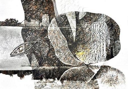 Персональная выставка графики Игоря Репникова