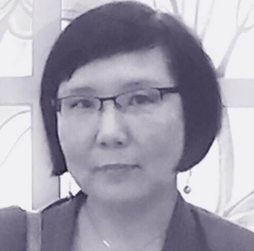 Сангаджиева Дельгр Владимировна