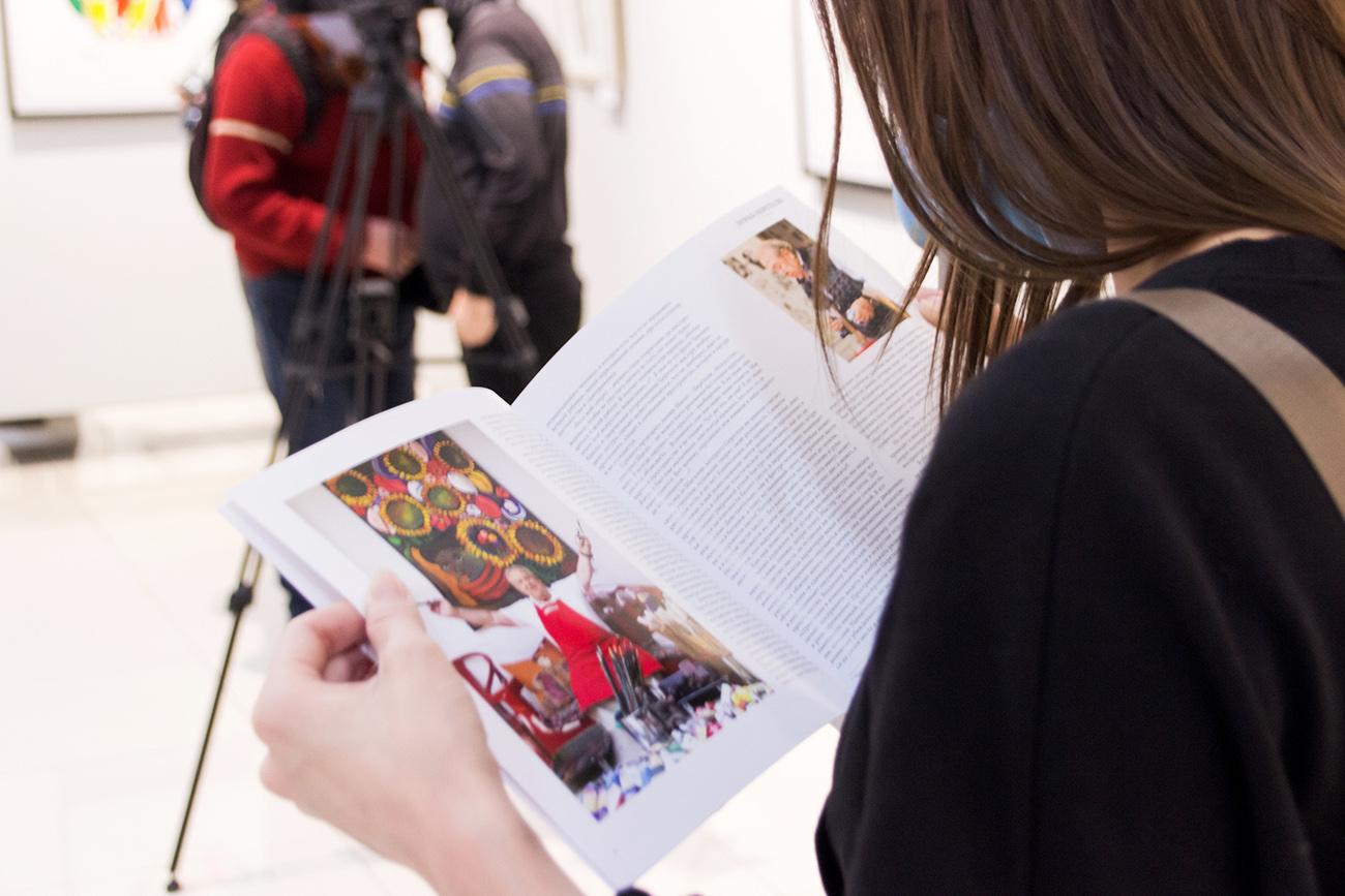 Выставка графики З.К. Церетели в Улан-Удэ